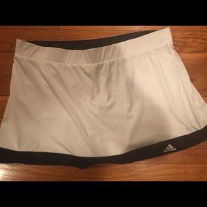 Adidas tennis skirt.